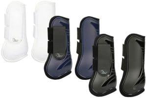 Harry's Horse peesbeschermers Next zijn anatomisch gevormde peesbeschermers van onbreekbaar thermoplastic. Deze zijn gevoerd met schokdempende neopreenvoering, zacht en rond afgewerkt tegen schuren.