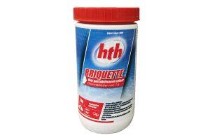 HTH Calciumhypochloriet Briquette chloortabletten