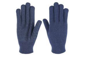 De Harry's Horse Magic Gloves Navy