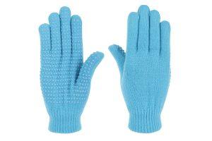 De Harry's Horse Magic Gloves Turqouise