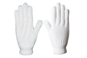 De Harry's Horse Magic Gloves Wit