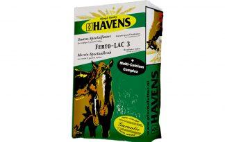 Havens Fertolac (merriebrok), 25 kg