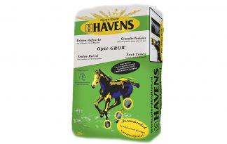 Havens Optigrow (veulenbrok), 25 kg