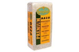 Hennepvezel met eucalyptus - 15 kg