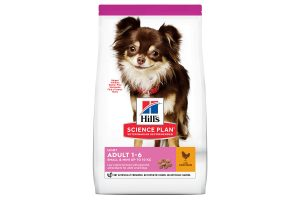 Hill's Science Plan Adult Light Small & Mini hondenvoer kip