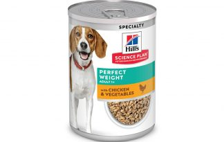 Hill's Adult Perfect Weight blikvoeding