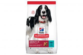 Hill's Adult Medium hondenvoer tonijn & rijst