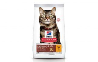 Hill's Science Plan Feline Mature Adult Hairball Indoor Kip
