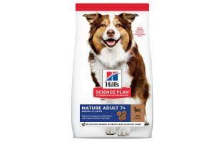 Hill's Mature Adult Medium lam & rijst