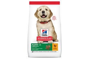 Hill's Science Plan Puppy Large Breed hondenvoer kip