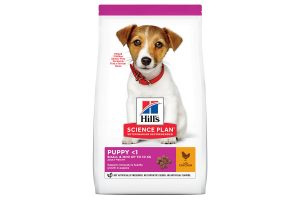 Hill's Science Plan Puppy Small & Mini hondenvoer kip