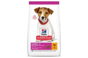 Hill's Science Plan Puppy Small & Mini hondenvoer kip