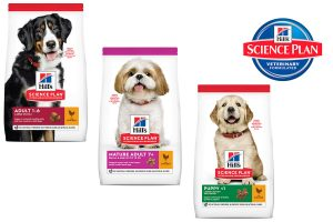Hill's Science Plan brokvoeding hond
