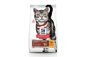 Hill's Science Plan Feline Adult Hairball Indoor Kip
