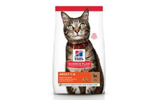 Hill's Science Plan Feline Adult Lam