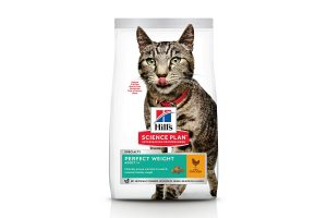 Hill's Feline Adult Perfect Weight kattenvoer