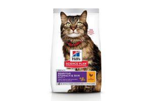 Hill's Feline Adult Kip Sensitive Stomach & Skin