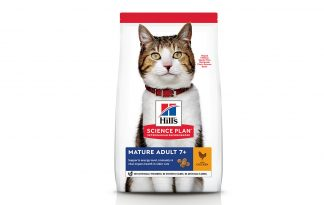 Hill's Science Plan Feline Mature Adult 7+ Kip