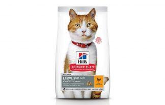 Hill's Feline Young Adult Kip Sterilised Cat