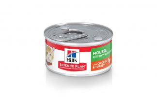 Hill's Science Plan Kitten First Nutrition Mousse