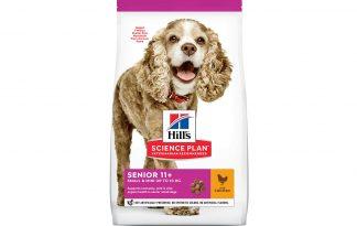 Hill's Science Plan Senior Small & Mini hondenvoer kip