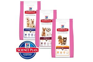 Hill's Science Plan Small & Miniature brokvoeding hond