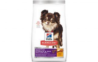 Hill's Adult Sensitive Stomach & Skin Small&Mini Kip