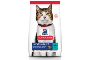 Hill's Science Plan Feline Mature Adult Tonijn