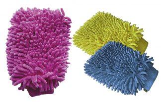 Hippo-Tonic fluweelachtige stof handschoen