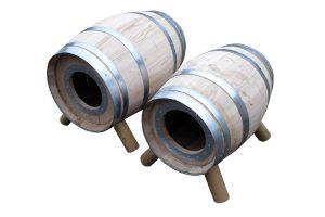 Slaapton wijnvat