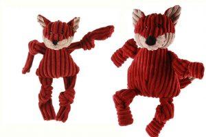 Hugglehounds Fox knottie
