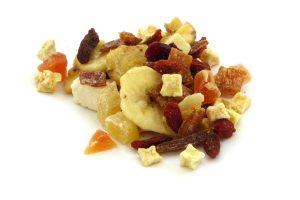 Gedroogde Fruitstukjes mix