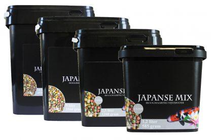 Huismerk Premium Koi voer Japanse Mix