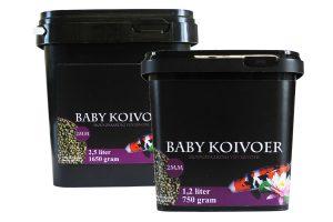 Huismerk Premium Koi voer Babykoi