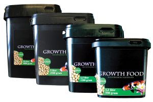 Huismerk Premium Koi voer Growth Food (6mm)