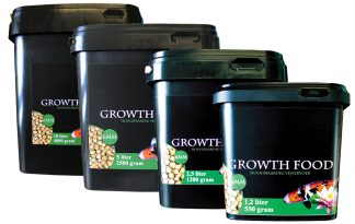Huismerk Premium Koi voer Growth Food (6mm)