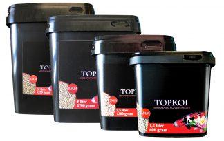Huismerk Premium Koi voer Top Koi (3mm)
