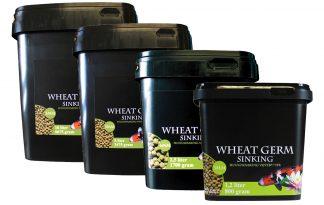 Huismerk Premium Koi voer Wheat Germ Sinking (4,5 mm)