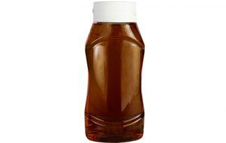 Zalmolie 100% puur knijpfles
