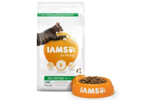 Iams for Vitality Adult met zeevis