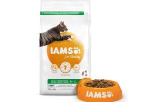 Iams for Vitality Adult met zeevis