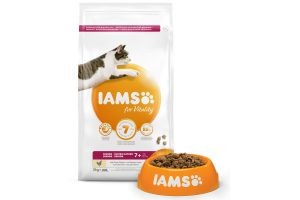 Iams Cat Mature & Senior kip
