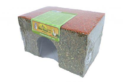 JR Farm knaagdier hooihuis met worteldak
