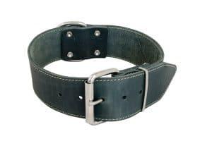 Jack & Vanilla brede halsband grijs