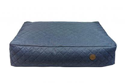 Jack & Vanilla Checkmate hondenbed blauw