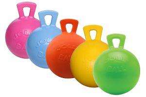 Jolly Ball 25 cm met geur