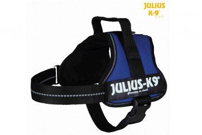Trixie Julius K9 Powerharnas hondentuig - Medium Blauw