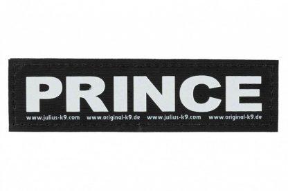 Trixie Julius K9 tekstlabel Prince