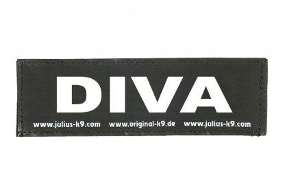 Trixie Julius K9 tekstlabel Diva