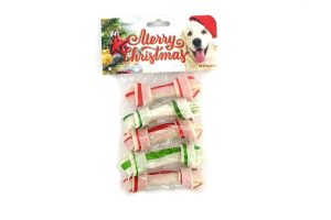 K9 Santa's Merry Christmas Dual Bone